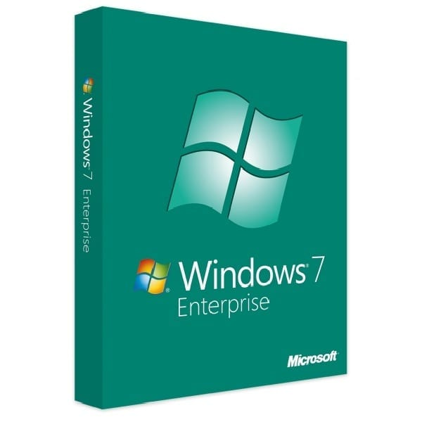 Microsoft Windows 7 Enterprise 32&64 Bit Dijital Lisans
